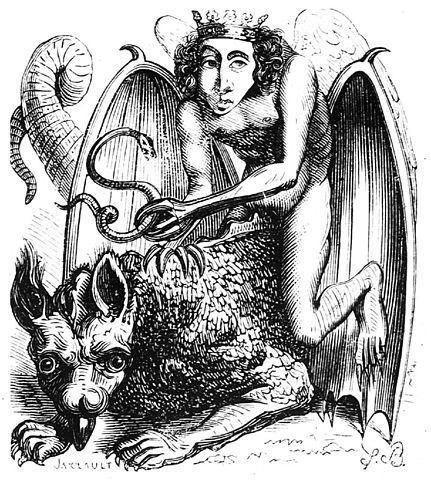 地獄の辞典アスタロト