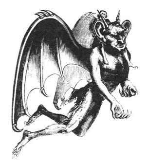 地獄の辞典ガープ